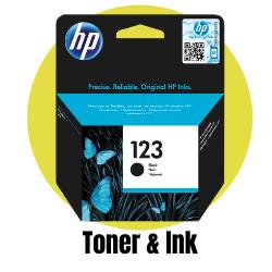 Toner & Ink