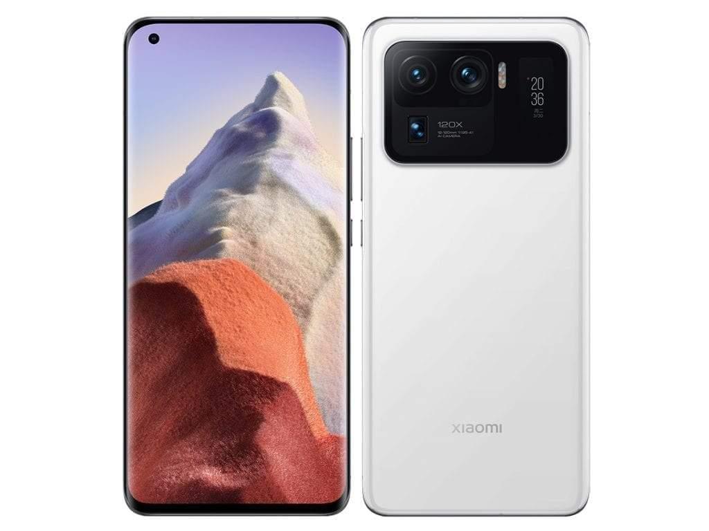 Xiaomi Mi 11 Ultra 5G 256GB Storage