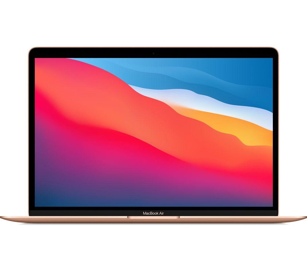 Apple MacBook Air (2021) M1 8GB RAM 256 GB SSD Gold